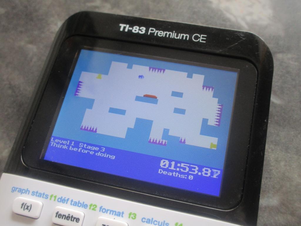 TI-83 Premium CE + TITOLCE