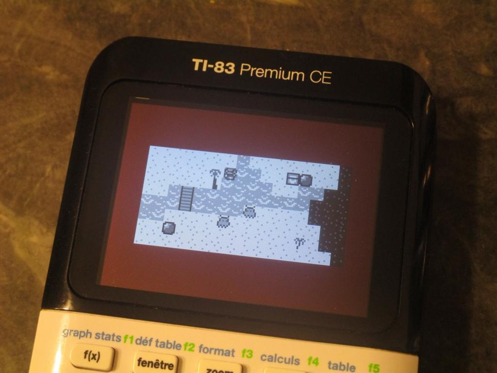 TI-83 Premium CE + Banchor