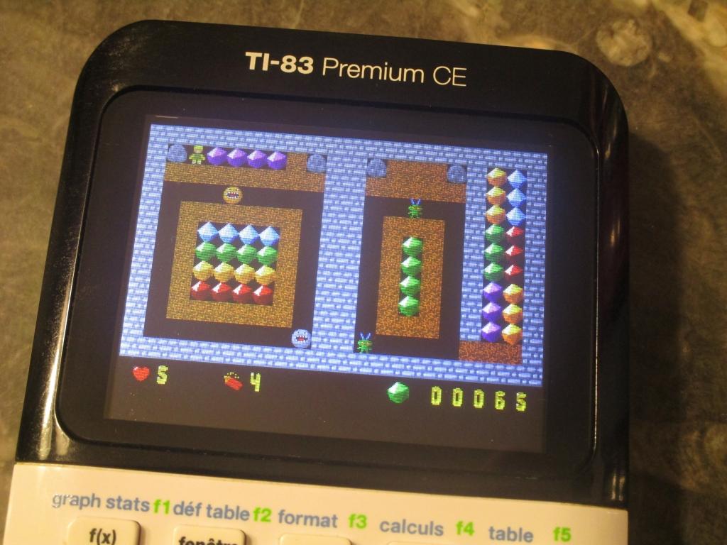 TI-83 Premium CE + Diams