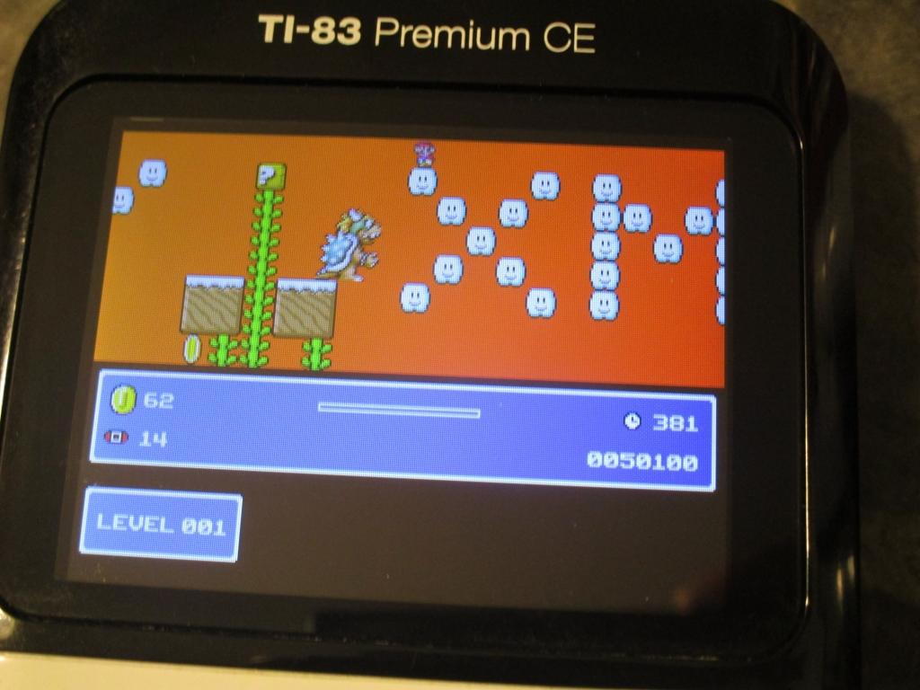 TI-83 Premium CE + Oiram CE