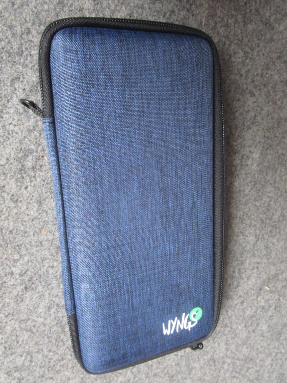 Housse Wyngs bleue 83PCE/84+CE