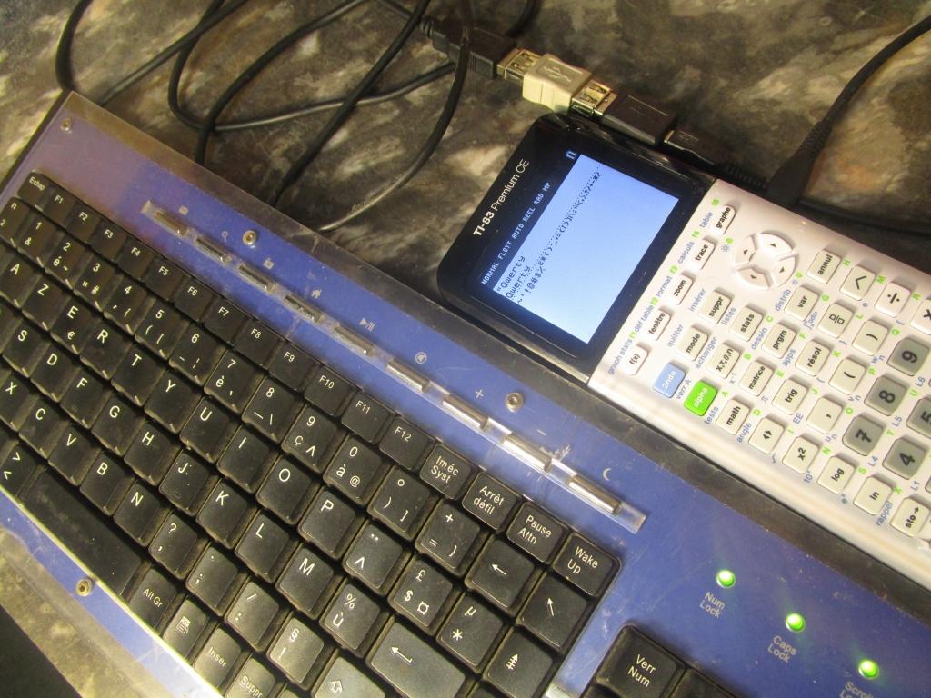 83Premium CE + kit connexion USB