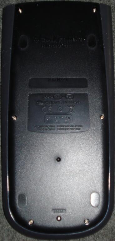 TI-36X Pro - dos