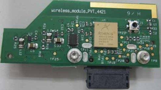 Nspire CX Navigator (Wifi) EVT2