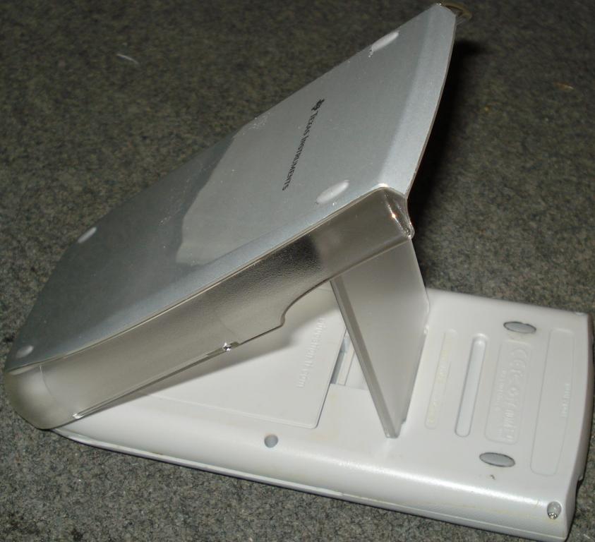 TI-84+SE + support TI-Keyboard