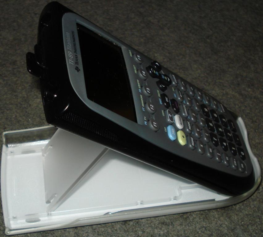 TI-89Tita + support TI-Keyboard