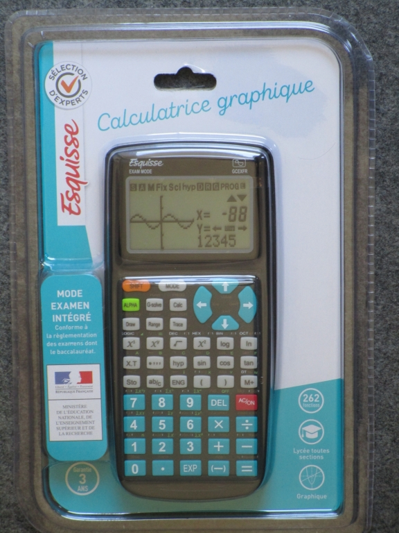 Comment Faire X Sur Une Calculatrice Casio Graph 25e