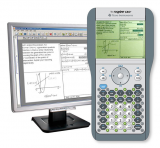 TI-Nspire CAS+ and computer app