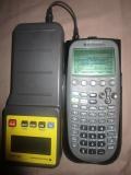TI-89 Titanium + TI-CBL ROM 6