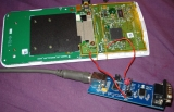 TI-Nspire CM-C + RS232