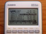 Casio Graph 35+E II + Ftune2-SH4