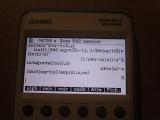 Casio Graph 90+E + KhiCAS