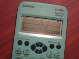 Casio fx-92+SC + Grapher