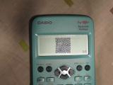 fx-92+SC: QR code authenticité