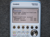 Casio Graph 90+E 3.30