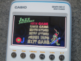 Casio Graph 90+E + OpenJazz