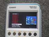 Casio Graph 90+E + OpenJazz