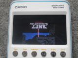 Graph 90+E + Zelda 2 NES