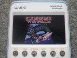 Graph 90+E + Cobra Triangle NES