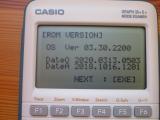 Casio Graph 35+E II + OS 3.30