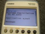 Casio Graph 90+E + OS 3.40