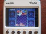 Graph 90+E + Puzzle Bobble