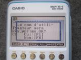 Casio Graph 90+E + reset owner