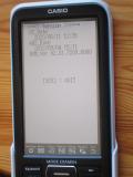 Casio fx-CP400 2.01.7000 + diags