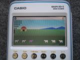 Casio Graph 90+E + Saute Mouton