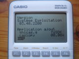 Casio Graph 35+E II + OS 3.40