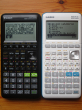 Casio fx-9750GIII Graph 35+E II