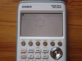 Casio Graph 90+E + étoile Python