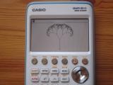 Casio Graph 90+E + arbre Python