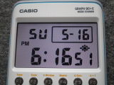 Casio Graph 90+E + G-Clock