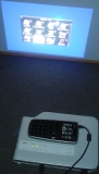 Casio Prizm fx-CG20 vidéoprojeté