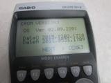 Casio Graph 75+E + OS 2.09