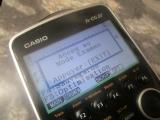 Casio fx-CG20 + mode examen