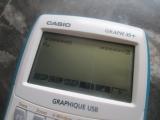 Graph 35+ SH4 + OS 2.09 français