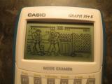 Graph 35+E + Street Fighter