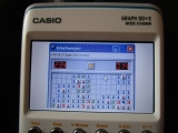Casio Graph 90+E + Démineur