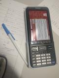Casio fx-CP400 + ransomware fake