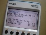 Casio Graph 90+E + OS 3.11