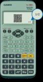 QR Codes multiples fx-92+SC