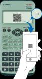 QR Code simple fx-92+SC