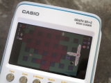 Casio Graph 90+E + Bomberman
