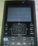 TI-Nspire CX HW-J + OS 3.1