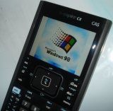 TI-Nspire CX + Windows 98 ?