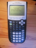 TI-84 + OS 82 Advanced 5.00.0028