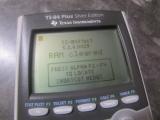 TI-84PlusSE + OS TI-84PlusT 5.1