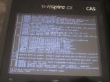 TI-Nspire CX CAS + Linux